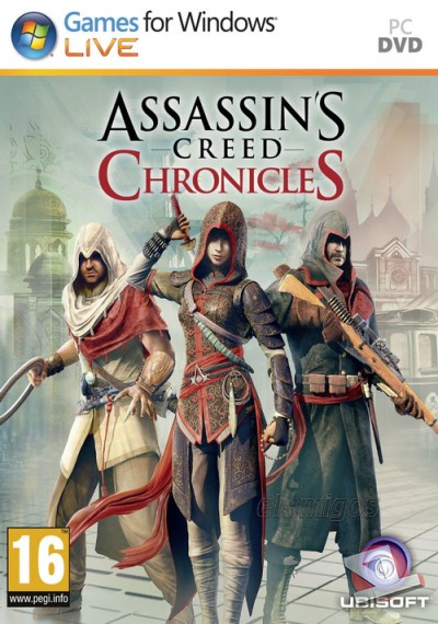 descargar Assassin's Creed Chronicles Trilogy
