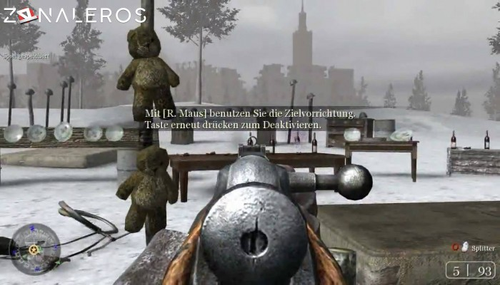 Call of Duty 2 gameplay