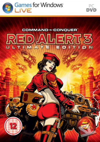descargar Command and Conquer Red Alert 3 Complete Collection