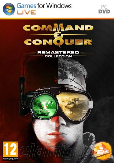 descargar Command and Conquer Remastered Collection