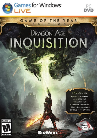 descargar Dragon Age: Inquisition Game of the Year Edition