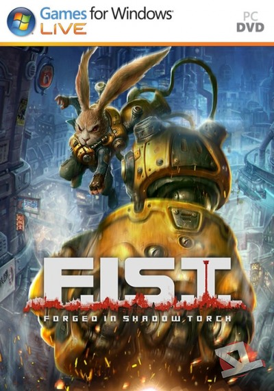 F.I.S.T: Forged In Shadow Torch