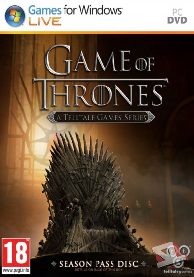 Game of Thrones: A Telltale Games Series Complete First Season