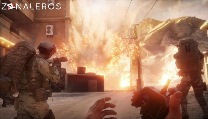 Insurgency: Sandstorm por torrent