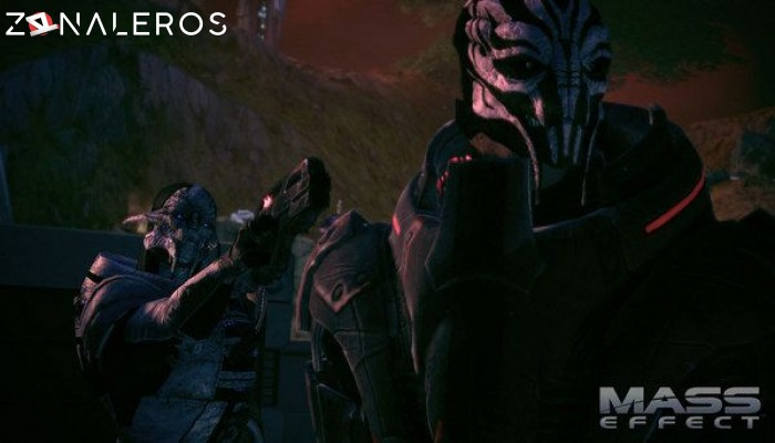 Mass Effect Ultimate Edition gameplay