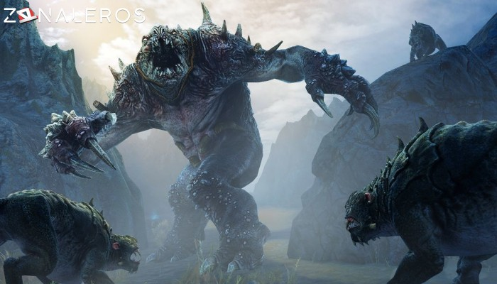 Middle Earth: Shadow of Mordor Complete Edition por torrent