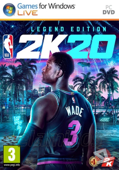 descargar NBA 2K20 Legend Edition