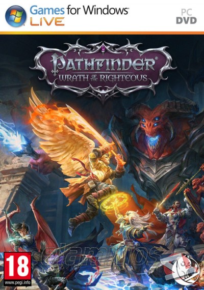 descargar Pathfinder Wrath of the Righteous Mythic Edition