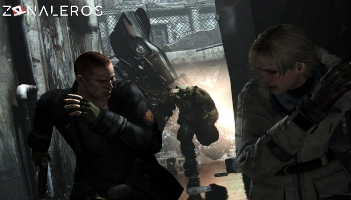 Resident Evil 6: Complete Pack gameplay