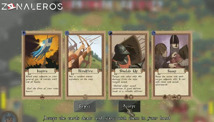 Rising Lords gameplay