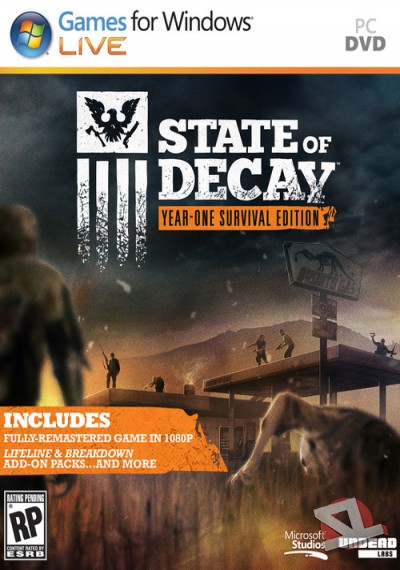 descargar State of Decay YOSE Day One Edition