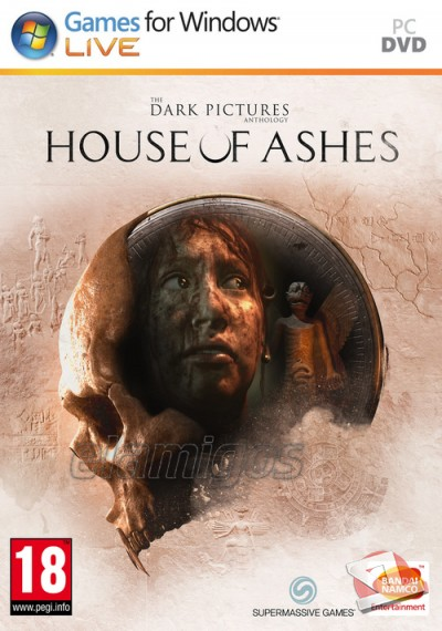 descargar The Dark Pictures Anthology: House of Ashes