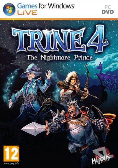 descargar Trine 4 The Nightmare Prince