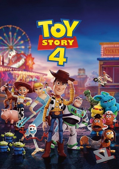 ver Toy Story 4