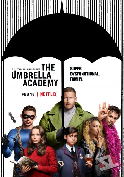 ver The Umbrella Academy